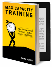Max Capacity Training Book